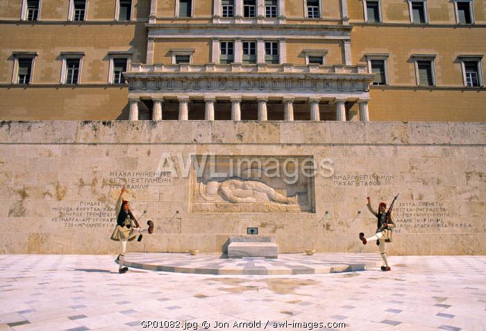 Parliament, Syntagma Square, Athens, Greece