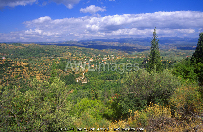 awl-images.com - Greece / Landscape, Peloponnese, Greece