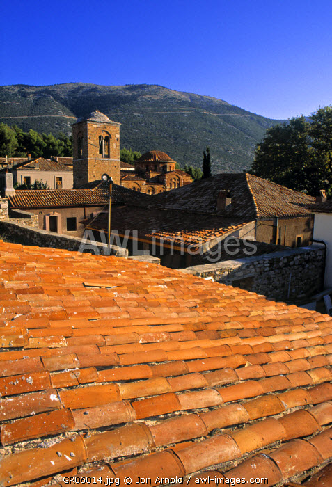 Monastery of Ossios Loukas, Greece