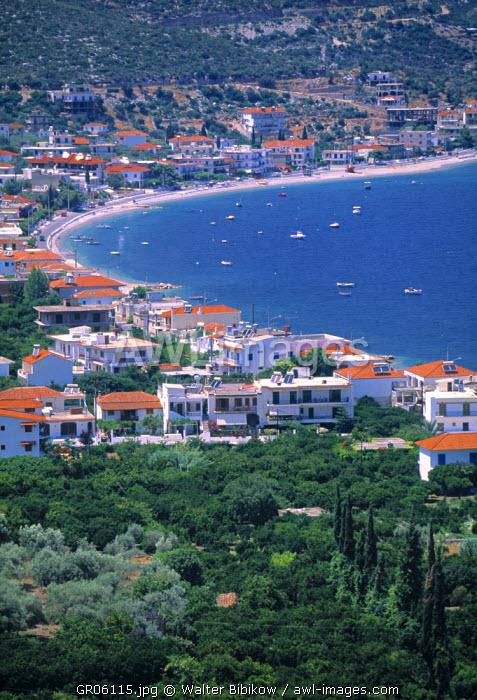 Leonidio, Arcadia, Peloponnese, Greece