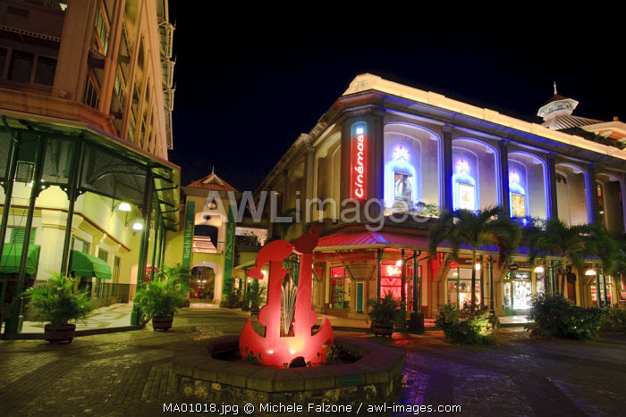 awl-images.com - Mauritius / Caudan Waterfront Shopping and Hotel Complex, Port Louis, Mauritius, Indian Ocean