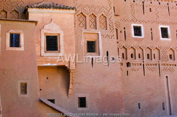 awl-images.com - Morocco / Taourirt Kasbah, Ouarzazate, Atlas Mountains, Morocco