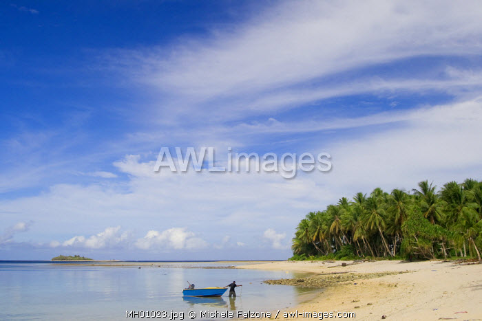 Lagoon, Jaluit Atoll, Marshall Islands
