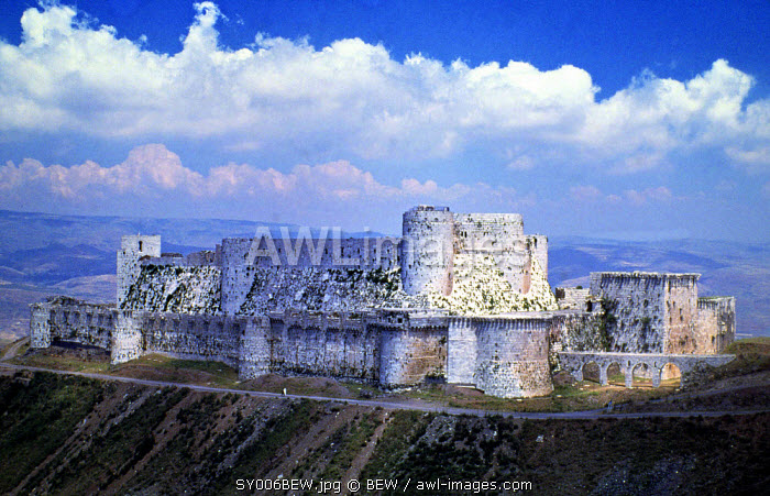 Krak des Chevaliers, Nr. Tartus, Syria