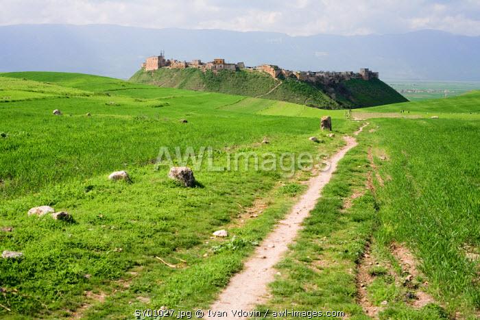 Qalaat al-Mudiq castle, Apamea, Syria