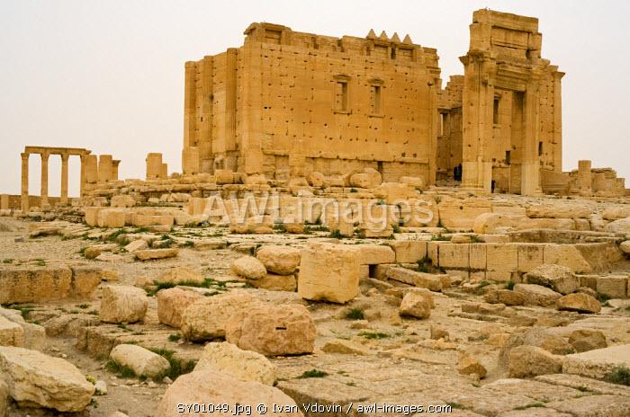 Baal-Shamin temple (130), Palmyra, Syria
