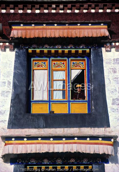 Monastery, Lhasa, Tibet