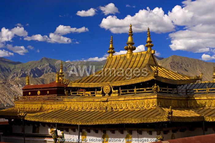 Jhokang temple, Lhasa, Tibet