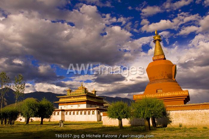 Samye Monastery, Dranang, Tibet