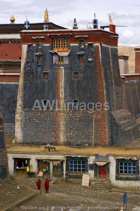 Sakya Monastery, Tibet