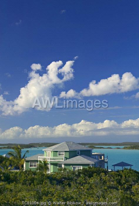 Chalk Souns, Providenciales island, Turks & Caicos, Caribbean