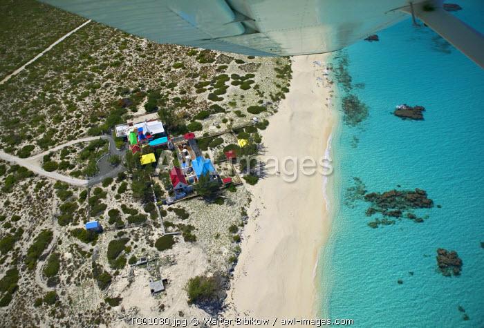 Salt Cay Island, Turks & Caicos, Caribbean
