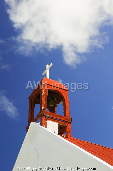 Turks & Caicos, Grand Turk Island, Cockburn Town, St. Thomas Church