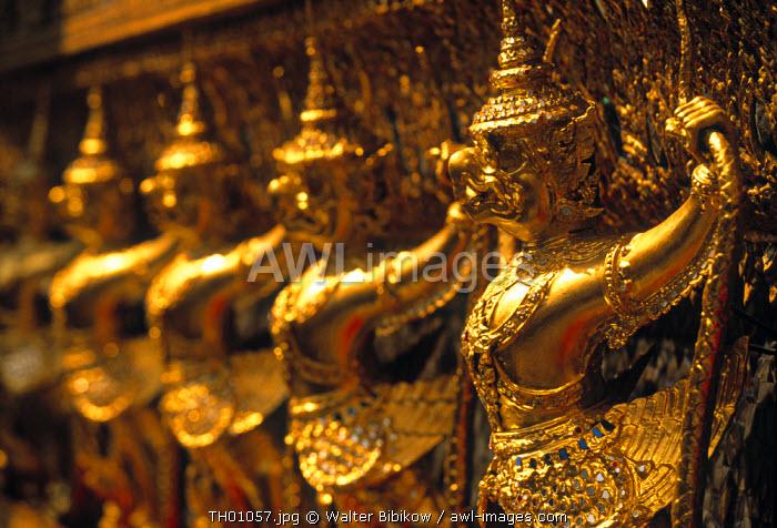 House of Emerald Buddha, Grand Palace, Bangkok, Thailand
