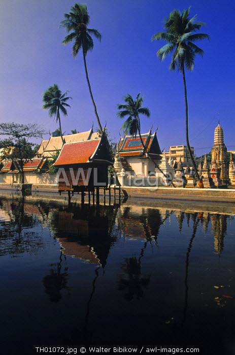 Wat Yai Suwannaram, Phetchaburi, Thailand