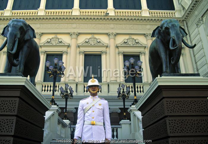 Grand Palace, Bangkok, Thailnd