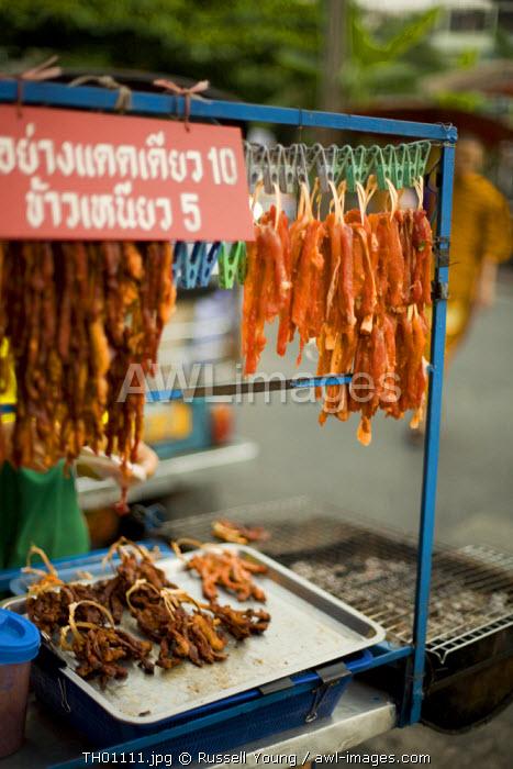 Food Vendor, Bangkok, Thailand