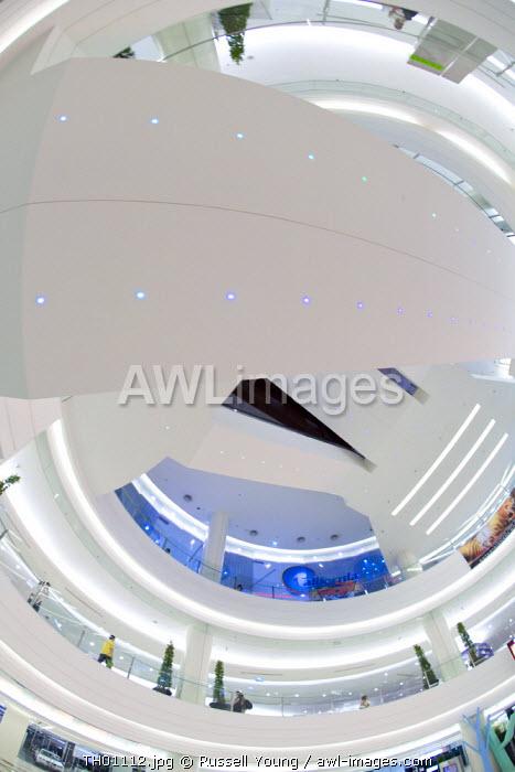 Shopping Mall, Bangkok, Thailand