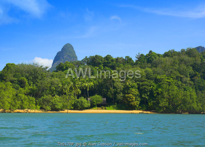 Ao Phang-Nga (Phang-Nga Bay), Andaman Sea Coast, Thailand