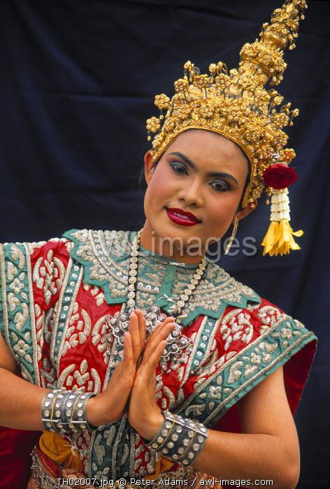 Dancing Girls, Ayutthaya, Thailand
