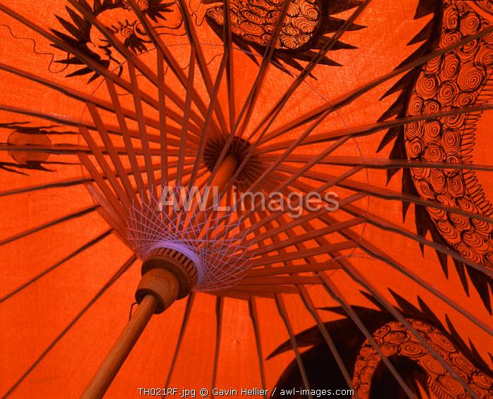 Decorative Umbrella, Bangkok, Thailand