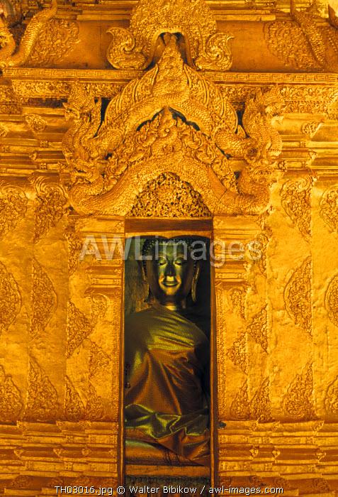 Wat Phra That Lampang Luang, nr Lampang, Thailand