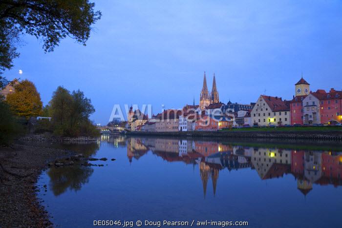 Regensburg, Bayern/Bavaria, Germany