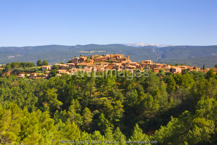 awl-images.com - France / Roussillon, Provence, France