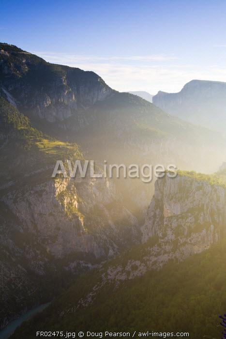 Gorges du Verdon, Provence-Alpes-Cote d'Azur, France