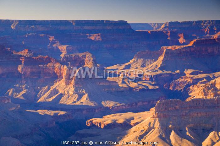 USA, Arizona, Grand Canyon, from Hopi Point
