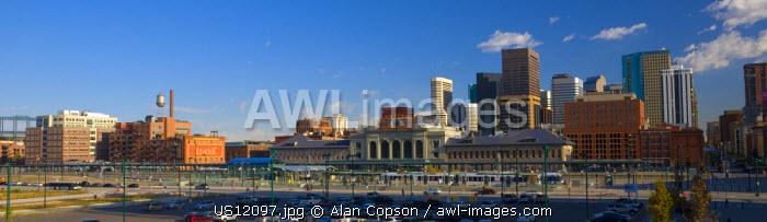 USA, Colorado, Denver, Union Station
