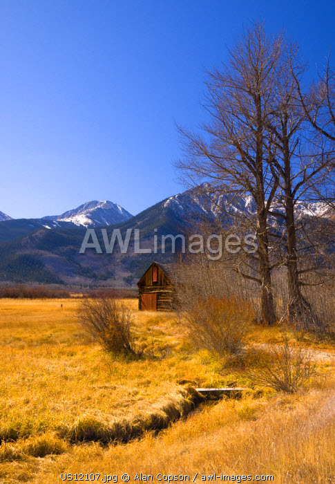 USA, Colorado, Twin Lakes