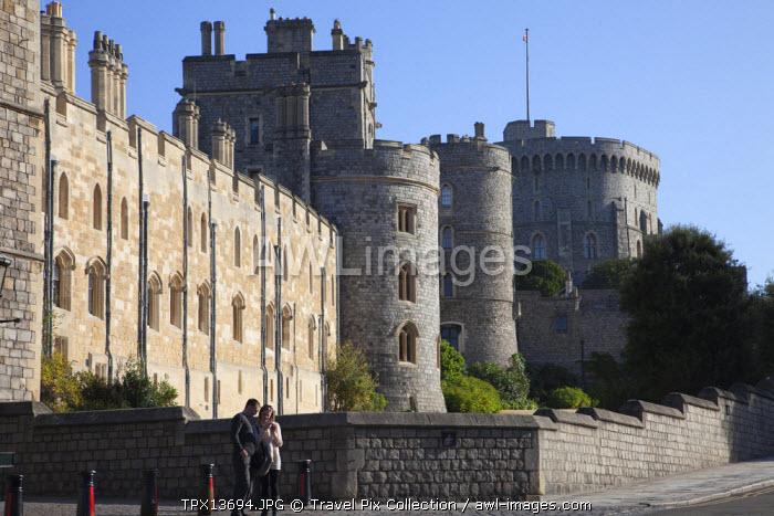 England, Berkshire, Windsor, Windsor Castle