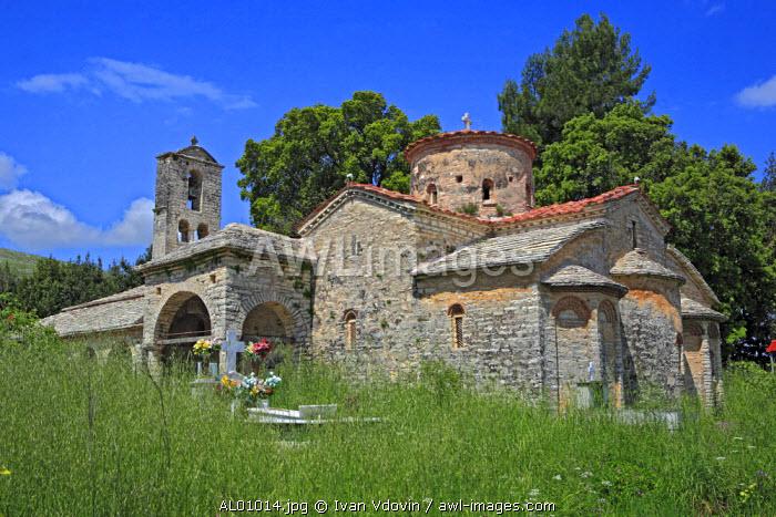 Virgin Mary church, Zervac, district of Gjirokaster, Albania