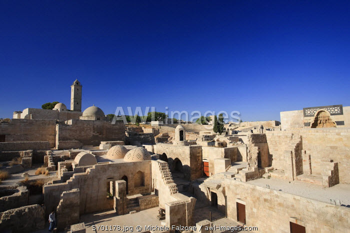 Syria, Aleppo, Old Town (UNESCO Site), The Citadel