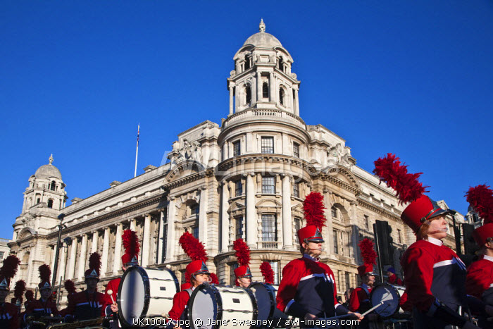 England, London, Whitehall, New Year's Day Parade