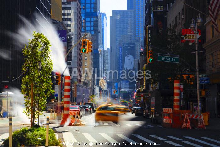 USA, Manhattan, Midtown, Times Square