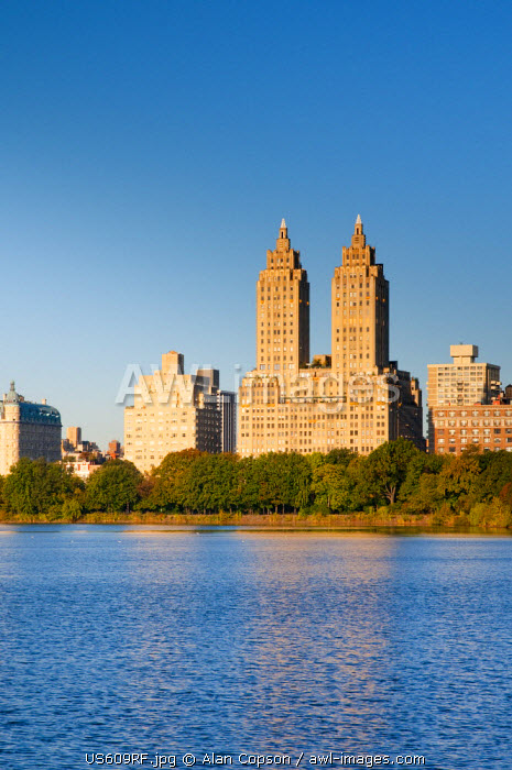 USA, New York, Manhattan, Central Park