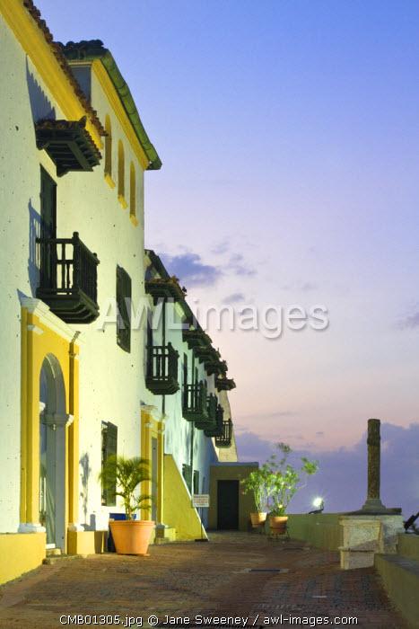 Colombia, Bolivar, Cartagena De Indias,  La Popa Convent