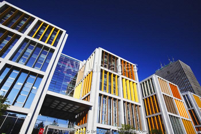Parex Bank Building, Riga, Latvia