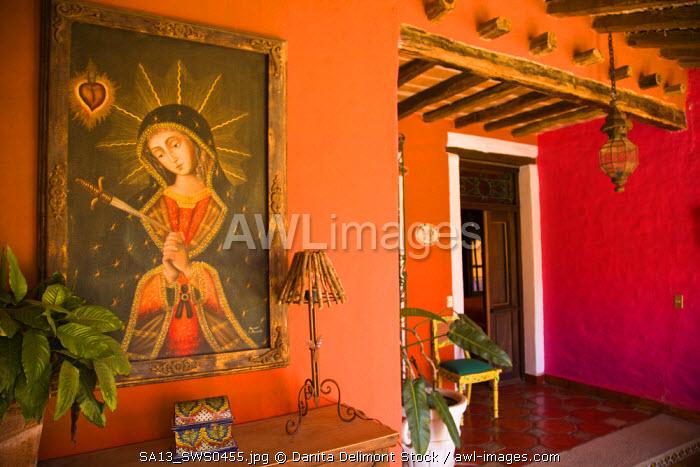 Las Moras Ranch, near Copala Town, near Mazatlan, Sinaloa State, Mexico