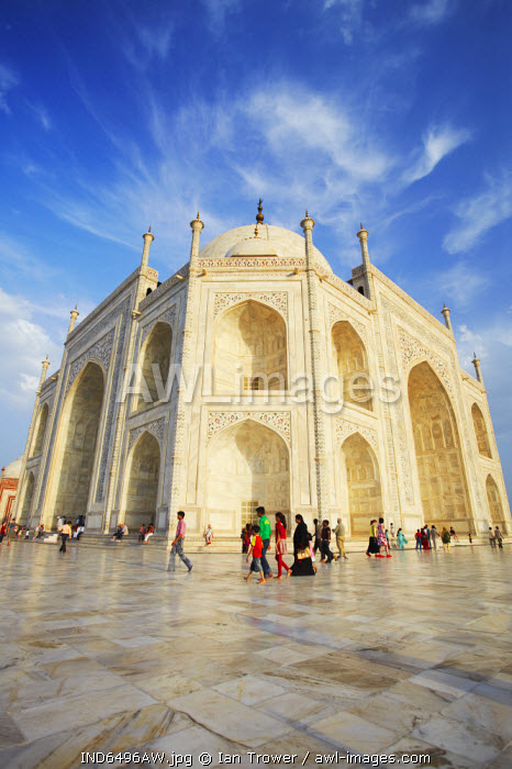 awl-images.com - India / Taj Mahal, Agra, Uttar Pradesh, India