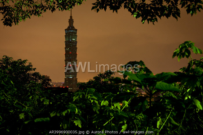 awl-images.com - Taiwan / Taipei 101, the world's second tallest building, Xinyi District, Taiwan