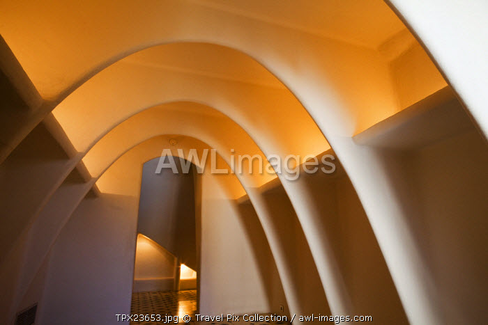 awl-images.com - Spain / Spain, Barcelona, Casa Batllo, The Attic