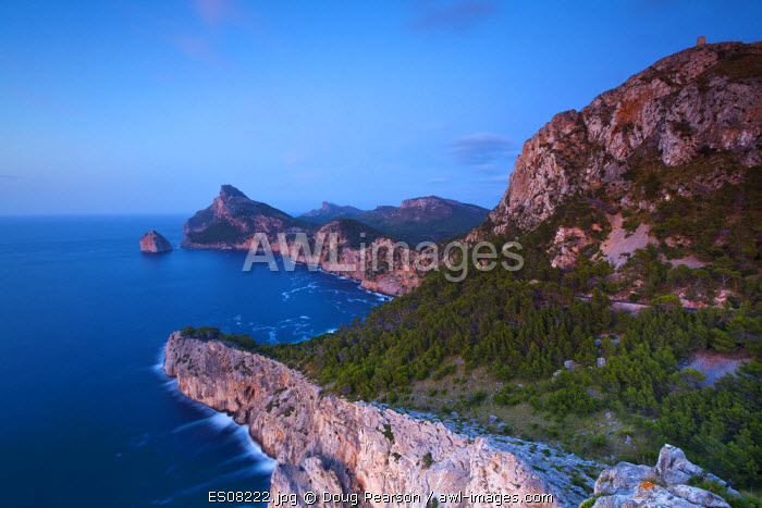 awl-images.com - Spain / Cap de Formentor, Mallorca, Balearic Islands, Spain