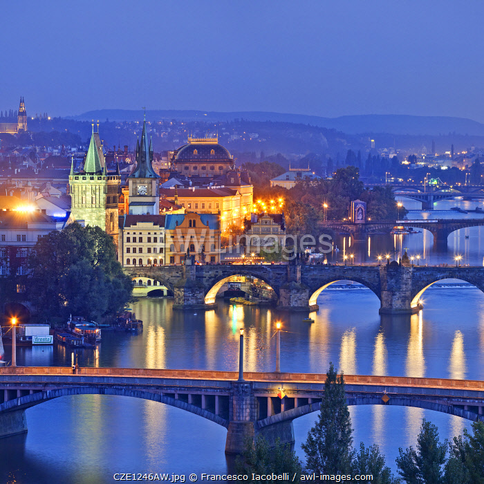 awl-images.com - Czech Republic / Europe, Czech Republic, Central Bohemia Region, Prague.