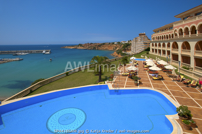 Spa Hotel Port Adriano, El Toro, Majorca, Balearic Islands, Spain
