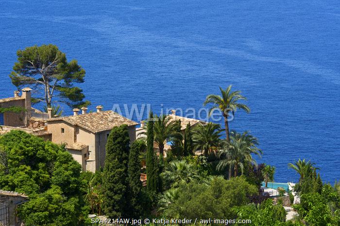 Lluc Alcari, Cala Deia, Majorca, Balearic Islands, Spain
