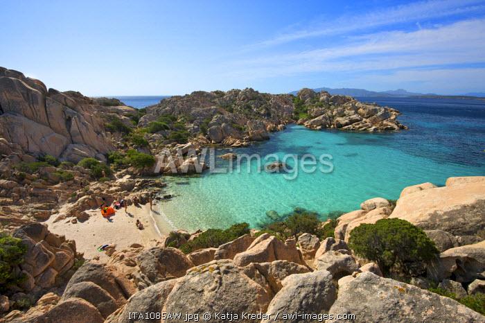 xxxCala Coticcio, Isola Caprera, La Maddalena Archipelago, Sardinia, Italy