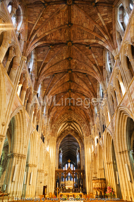 England, Worcestershire, Worcester, Worcester Cathedral